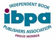 Logo stating Proud Member of Independent Book Publishers Association
